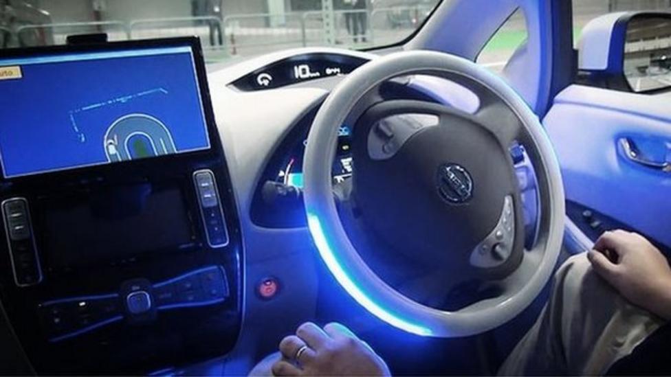 Driverless cars headed for UK roads