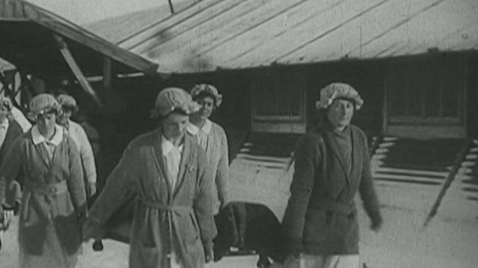 How women were involved in WW1