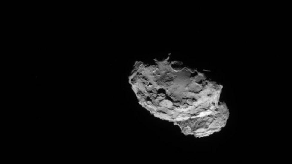Rosetta spacecraft to meet comet