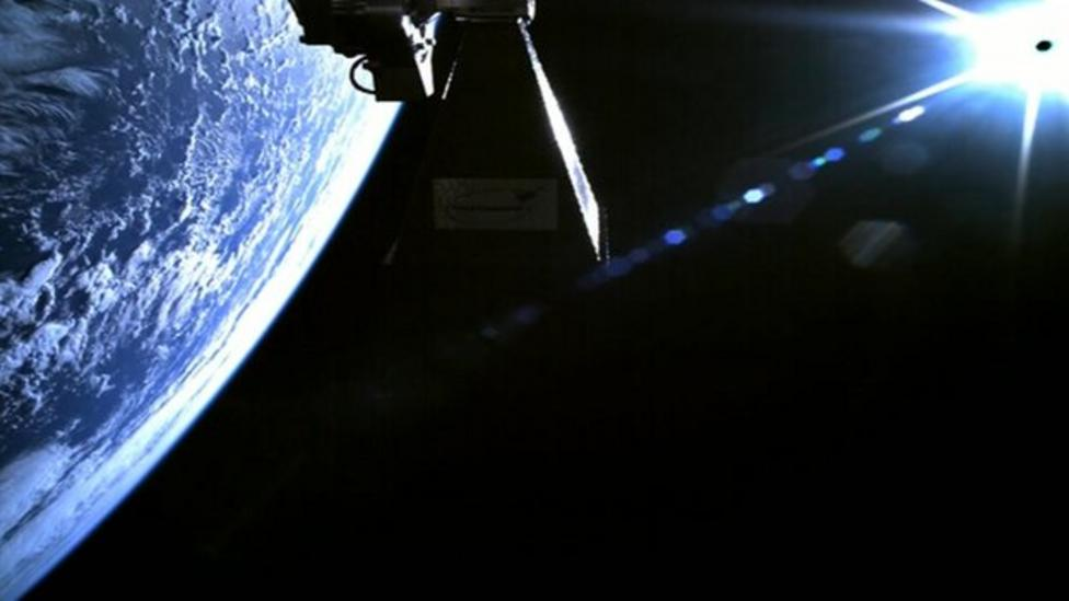 Amazing video of Earth from space