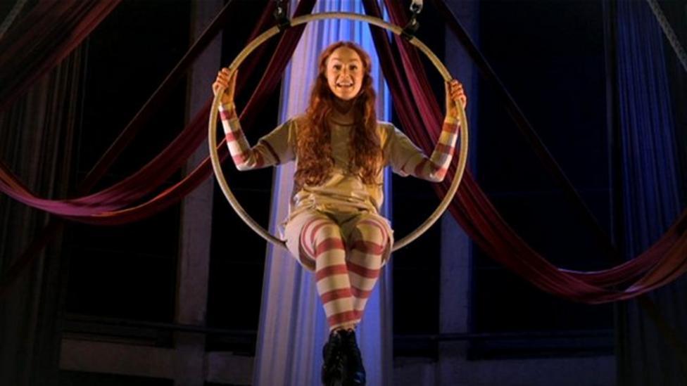 Sneak peek of Hetty Feather stage show