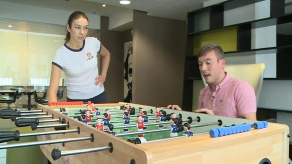 Top tips - how to rule at table football