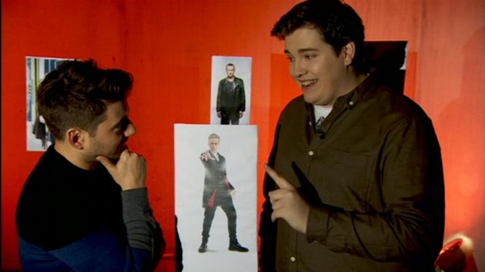Watch: CBBC's Chris chats Doctor Who
