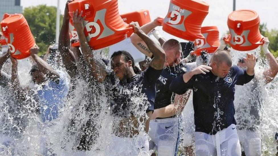 What is the Ice Bucket Challenge?