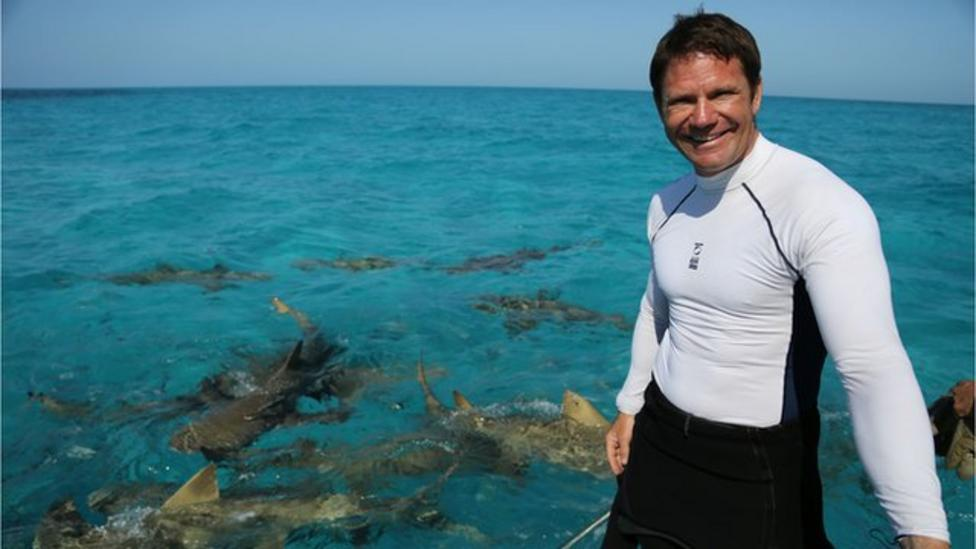 Steve Backshall answers your questions