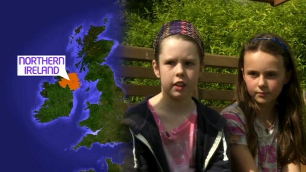 Scottish vote - what UK kids think