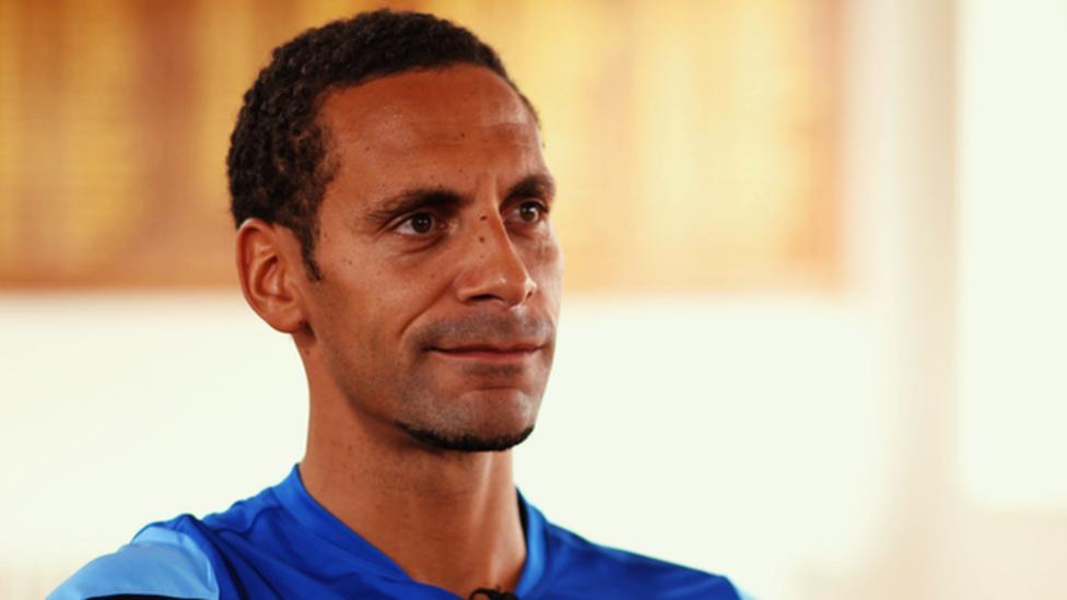 Ferdinand set for 'emotional' return