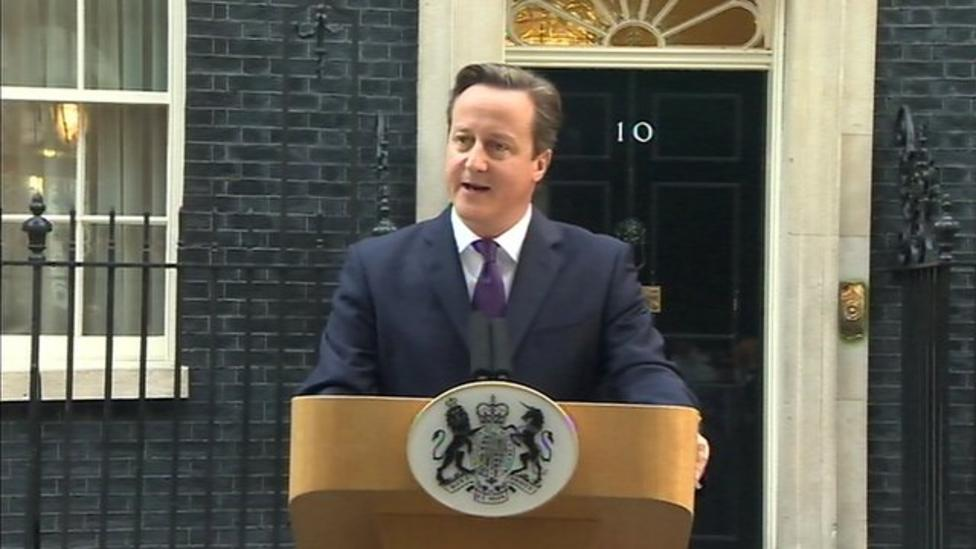 """""""I am delighted"""" says Prime Minister"""