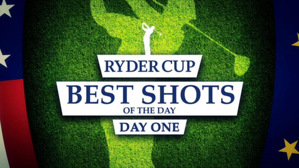Ryder Cup Shots of the Day
