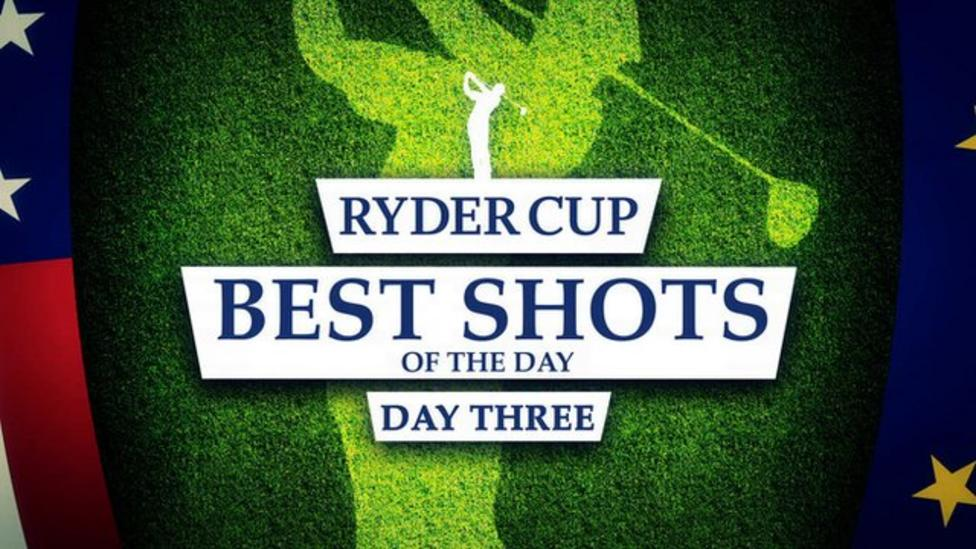 Best Shots - Day Three