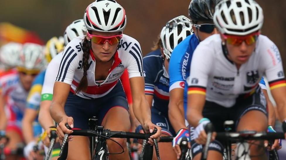 Is the future bright for women s cycling  - BBC Sport e02183cfc