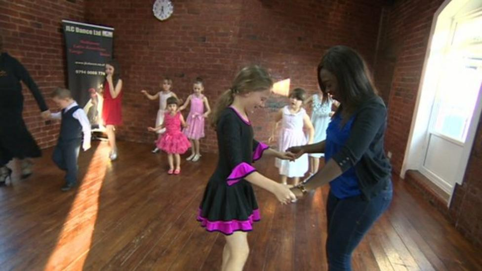 Ballroom boom inspired by Strictly