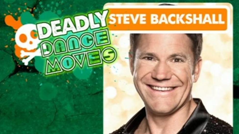 Steve Backshall's Deadly Strictly!
