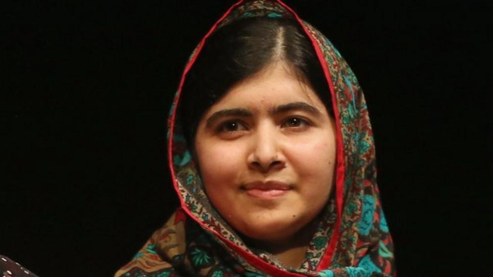 Malala on Nobel Peace Prize win