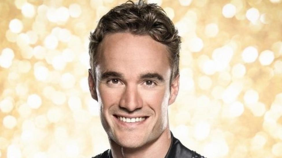 Thom Evans ups his game on Strictly