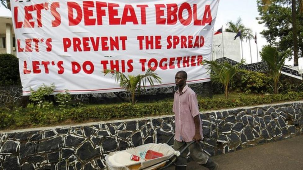 What help is Africa getting to stop Ebola?