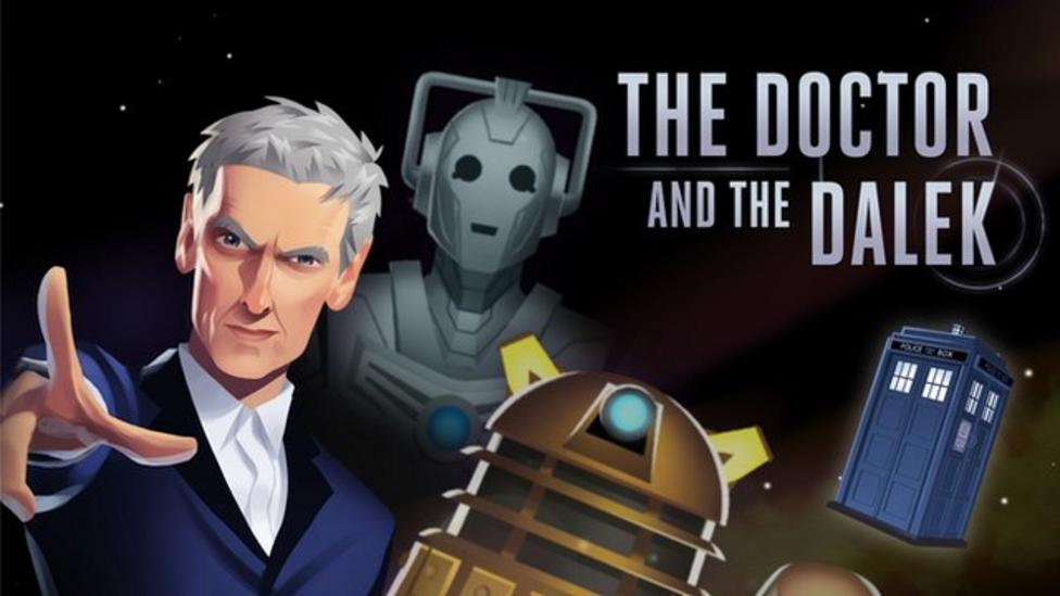 New Doctor Who computer game