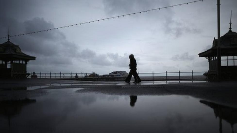 Remnants of Gonzalo hit Britain
