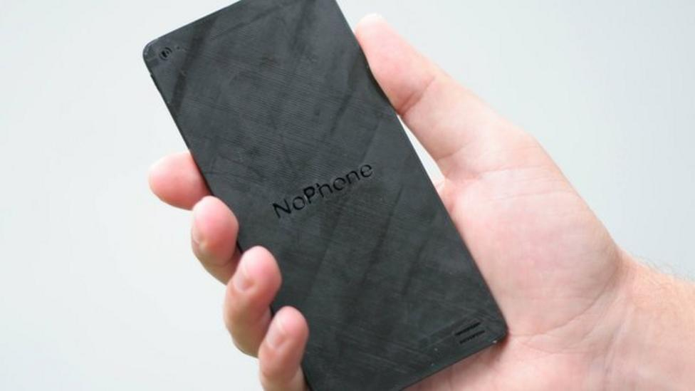 Device for smartphone addicts launched