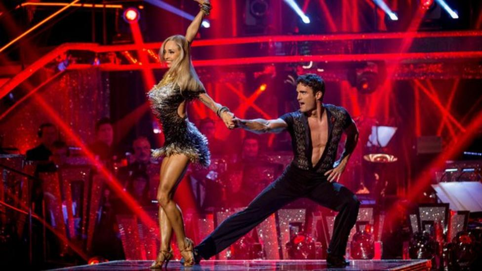 Thom Evans out of Strictly
