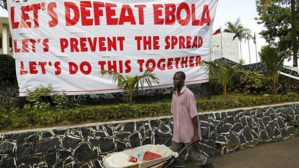 Ebola appeal launched by UK charities