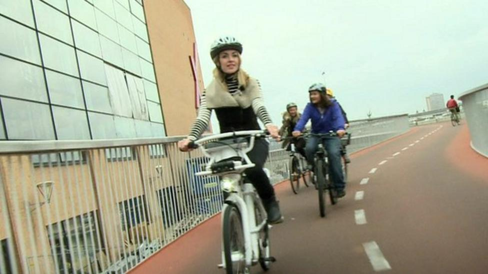 Copenhagen's cycling safety secret