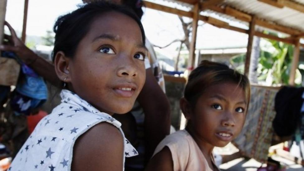 Life one year on from Typhoon Haiyan