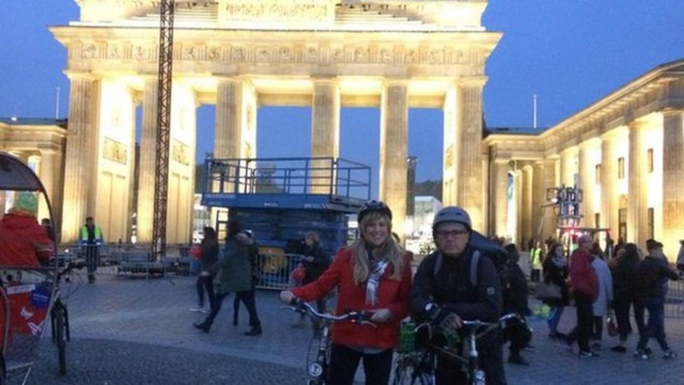 Berlin Wall secrets bike tour