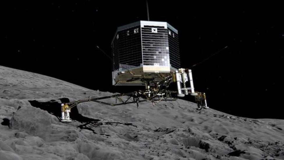 Comet probe: The story so far