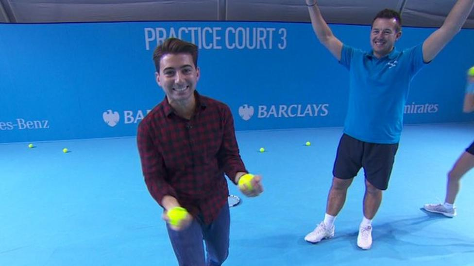 What does it take to be a ball boy?