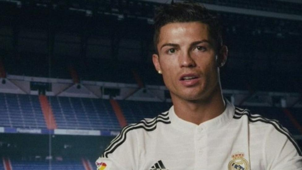 Bale and Ronaldo join Ebola fight