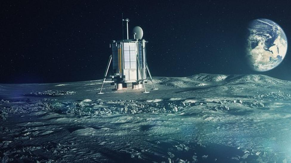 British plan to land on the moon