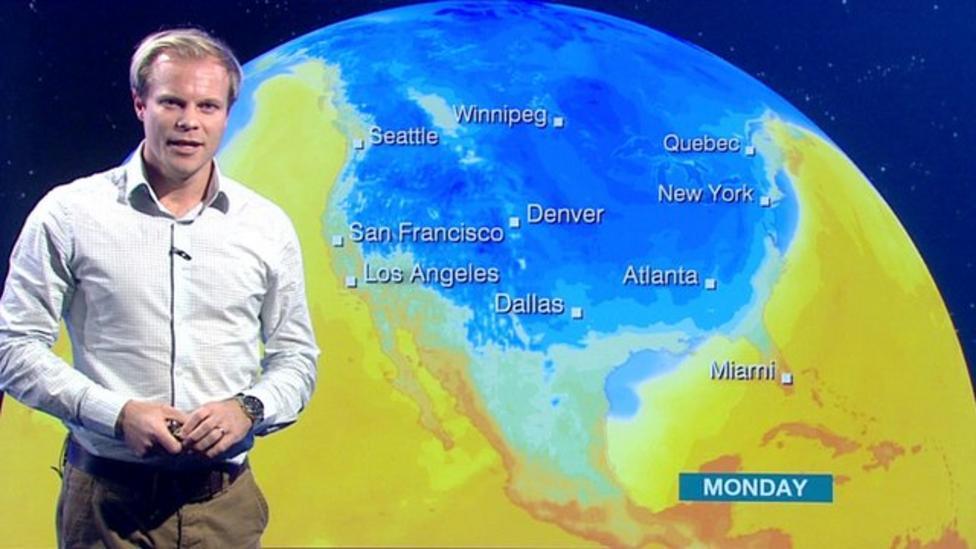 US freezing weather explained