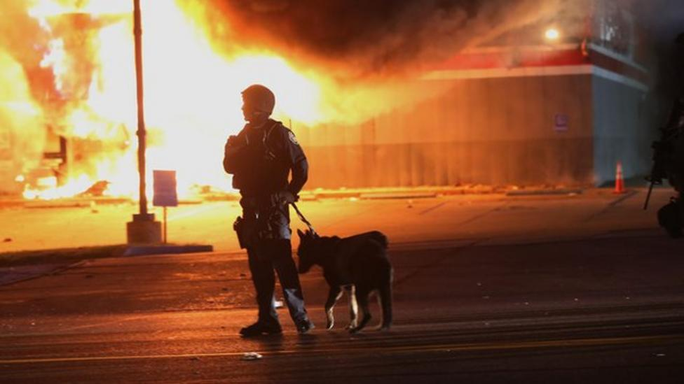 What are Ferguson protests about?