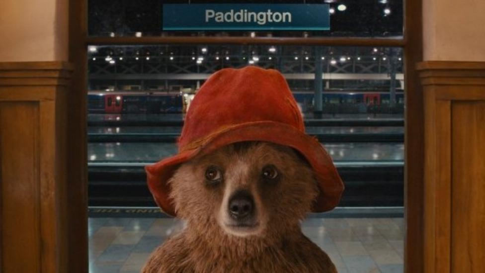 Paddington Bear stars on making film