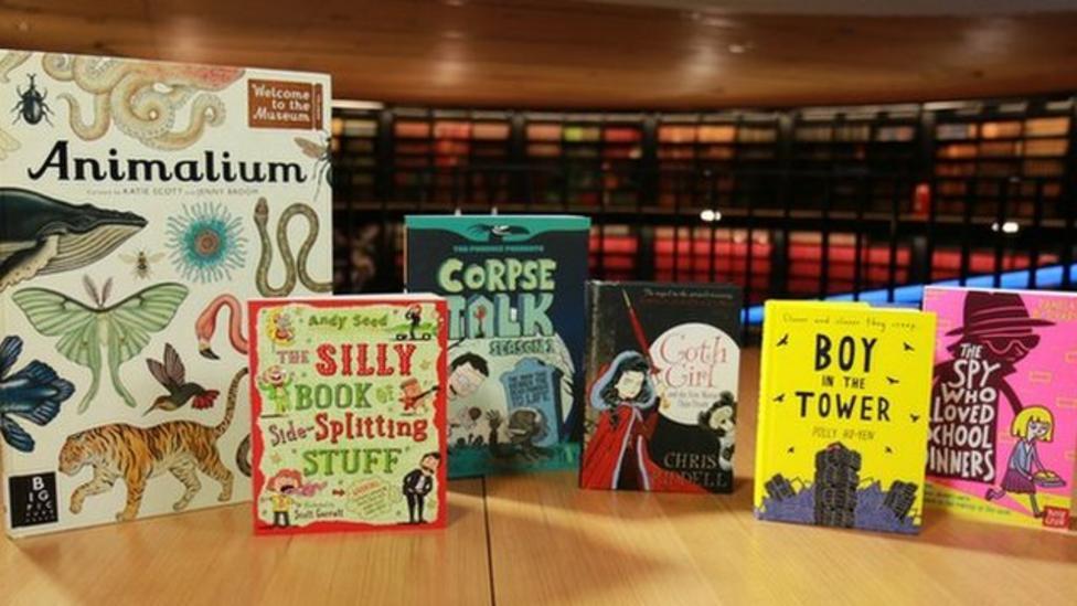 BP Book Awards shortlist revealed