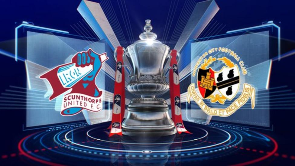 Live - Scunthorpe v Worcester City commentary - BBC Sport