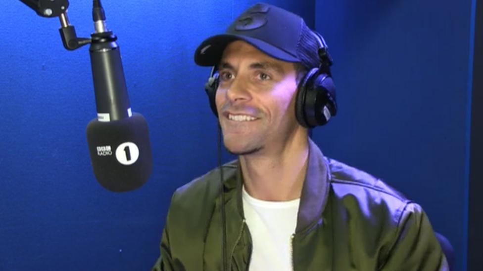 Rio Ferdinand reads Radio 1's sports news