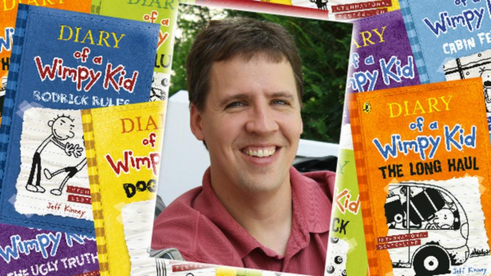 Wimpy Kid author answers your questions