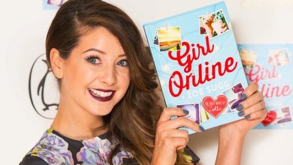 Zoella 'didn't write' Girl Online