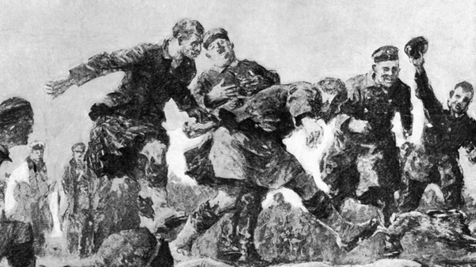 100 years since the Christmas Truce