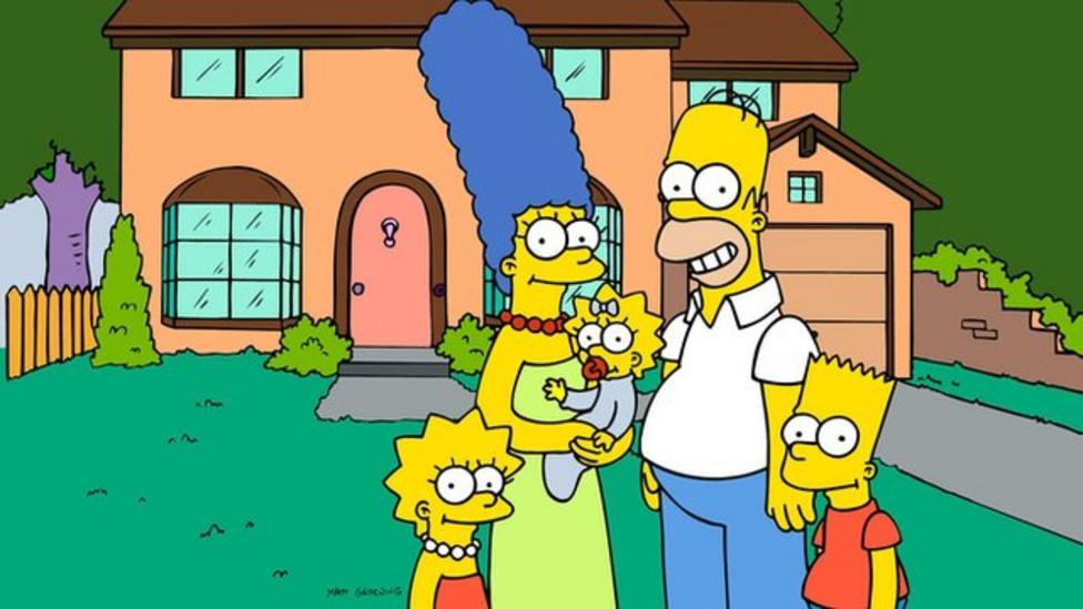 The Simpsons celebrates 25th birthday