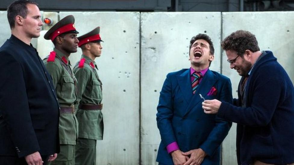 Stars upset at Sony film cancellation