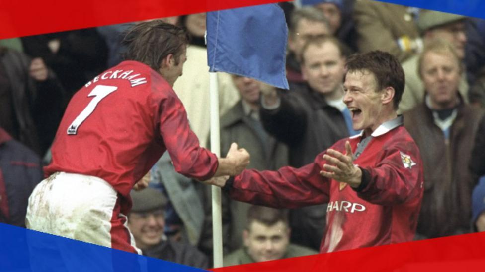 Chelsea Vs Manchester United Vs Fc Barcelona: FA Cup: Chelsea V Manchester United In 1998