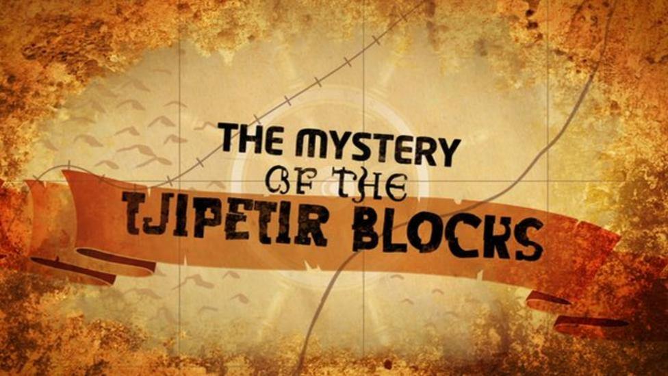 Solving the mystery of the 'Tjipetir' tablets