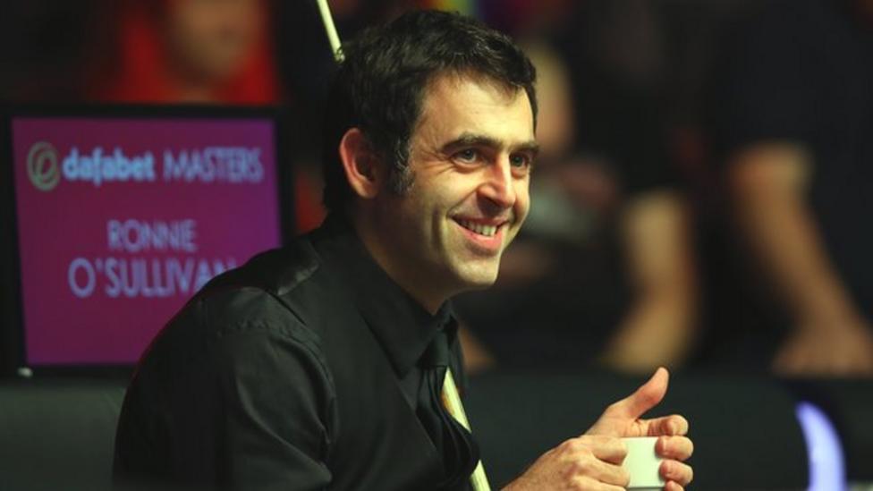 Rocket Ronnie breaks snooker record