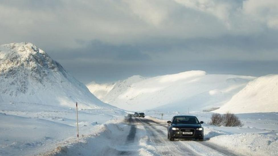 UK has coldest night of the winter