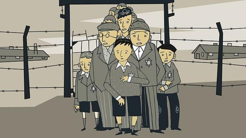 Two stories from Holocaust survivors