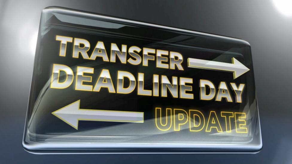 Transfer deadline deals bbc
