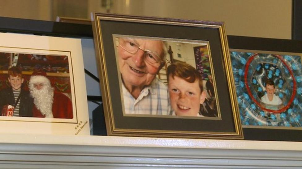 CBBC star speaks about dementia